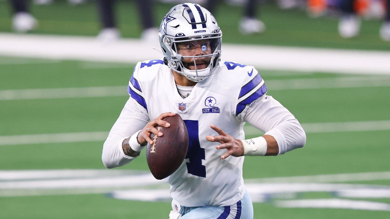 Dak Prescott (Dallas Cowboys) - Bildquelle: 2020 Getty Images