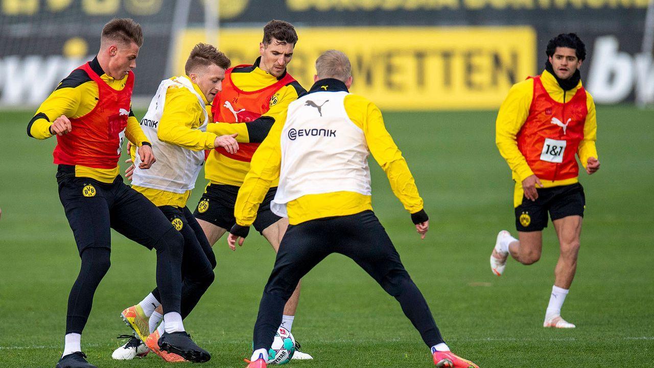 Platz 5: Borussia Dortmund (55 Punkte) - Bildquelle: imago images/Kirchner-Media