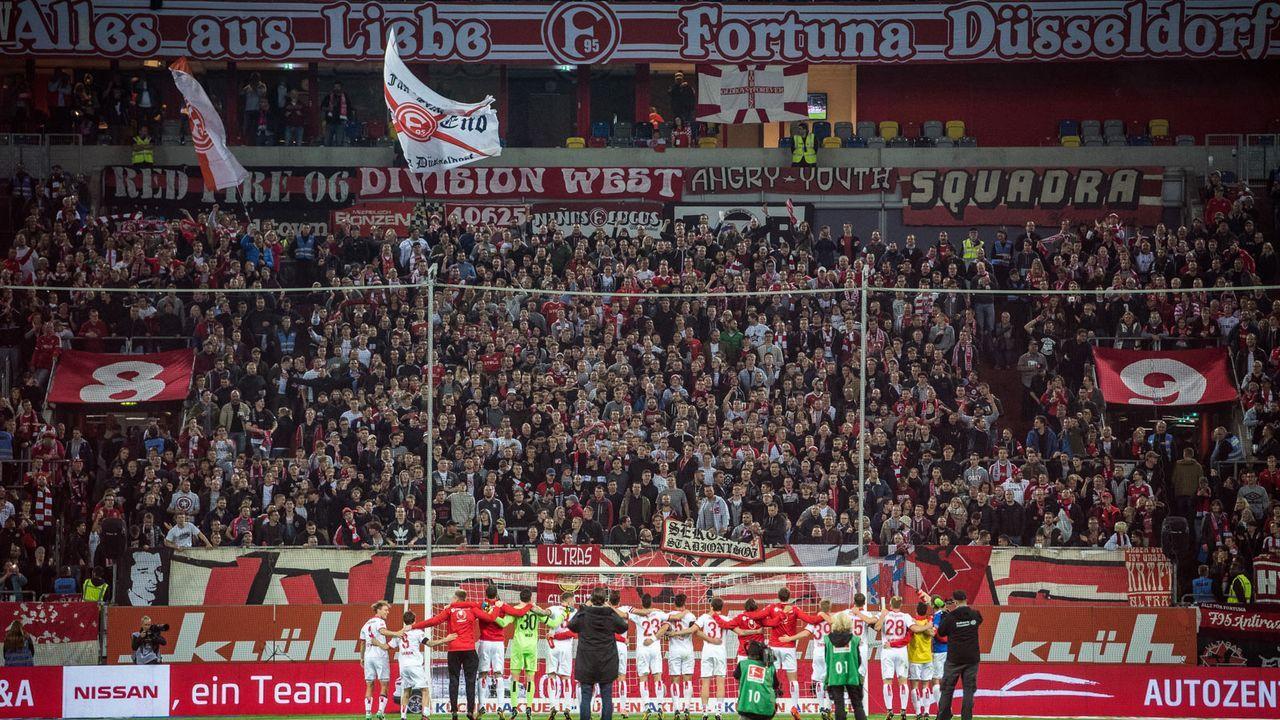 Fortuna Düsseldorf - Bildquelle: 2017 Getty Images