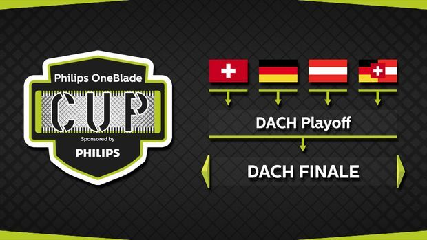Philips OneBlade Cup - DACH Playoff