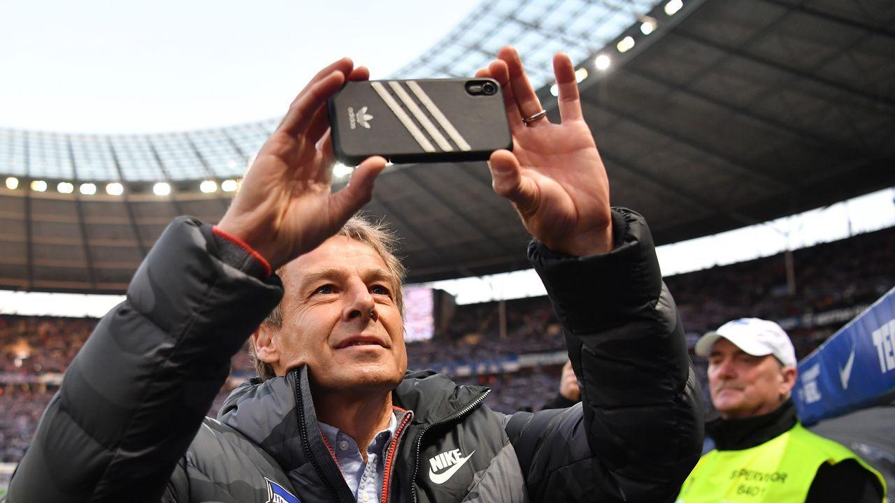 Jürgen Klinsmann (Trennung 11. Februar 2020)
