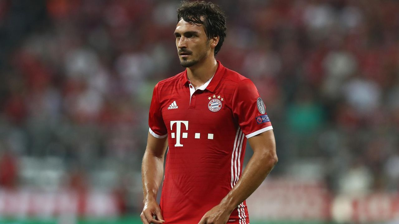 Mats Hummels - Bildquelle: 2016 Getty Images