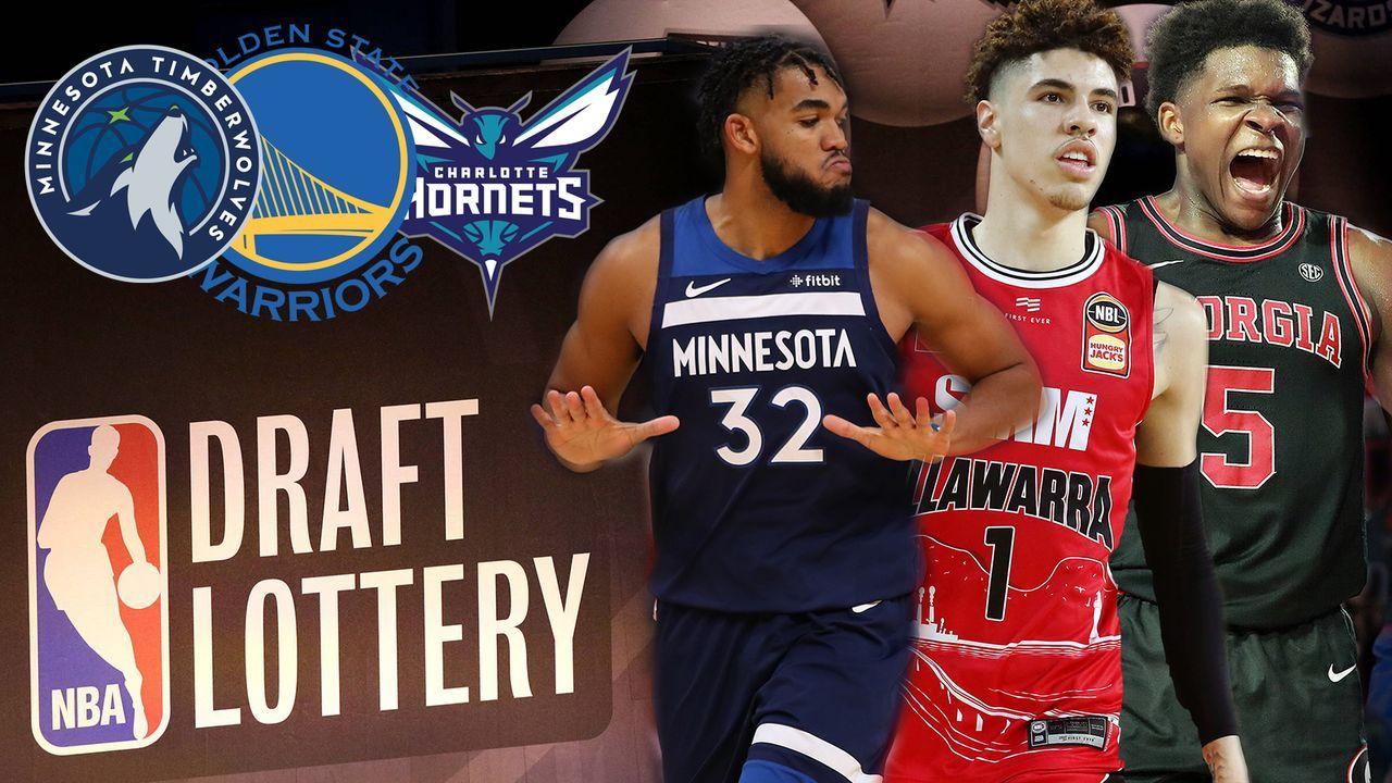 Wolves ziehen zuerst: Talente und Reihenfolge beim NBA Draft 2020 - Bildquelle: Getty Images