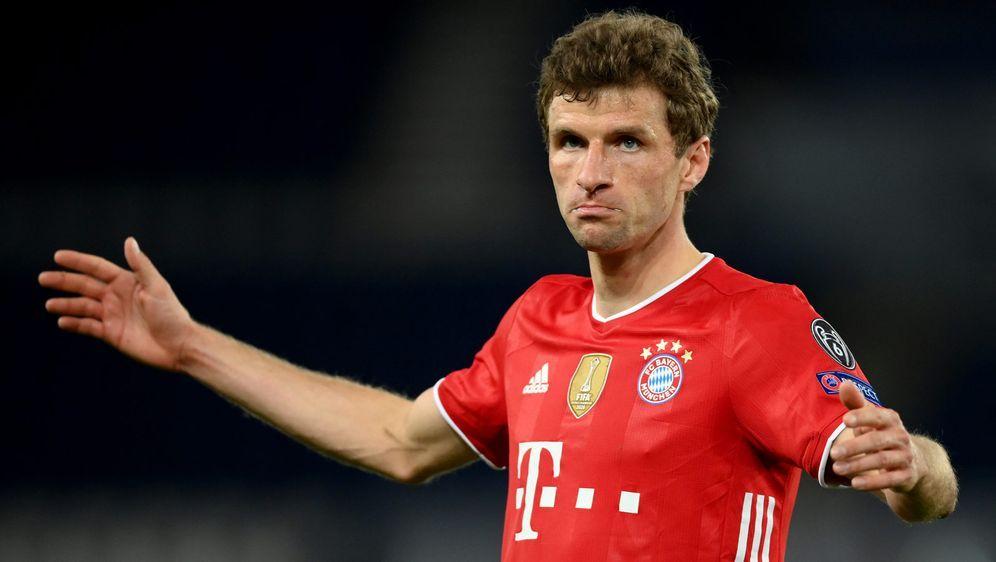 Bayern und Müller sind ausgeschieden - Bildquelle: AFPSIDFRANCK FIFE