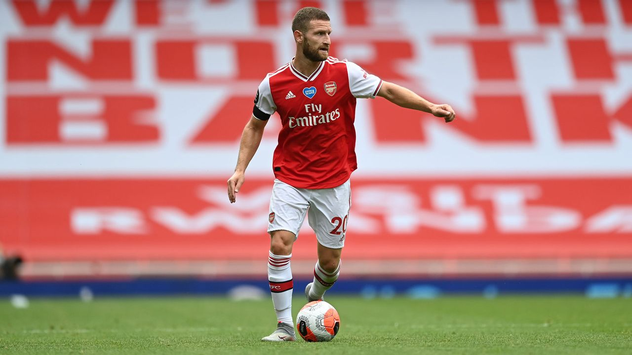 Shkodran Mustafi (FC Arsenal) - Bildquelle: 2020 Getty Images