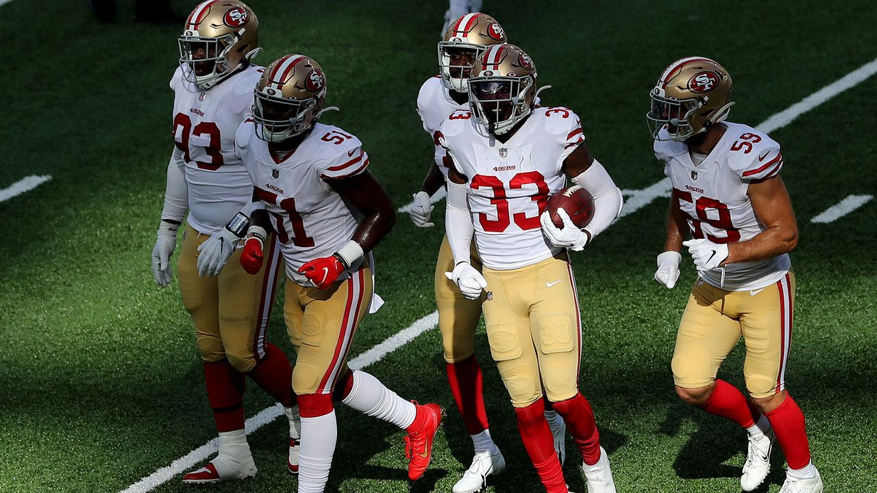 San Francisco 49ers - Bildquelle: Getty Images
