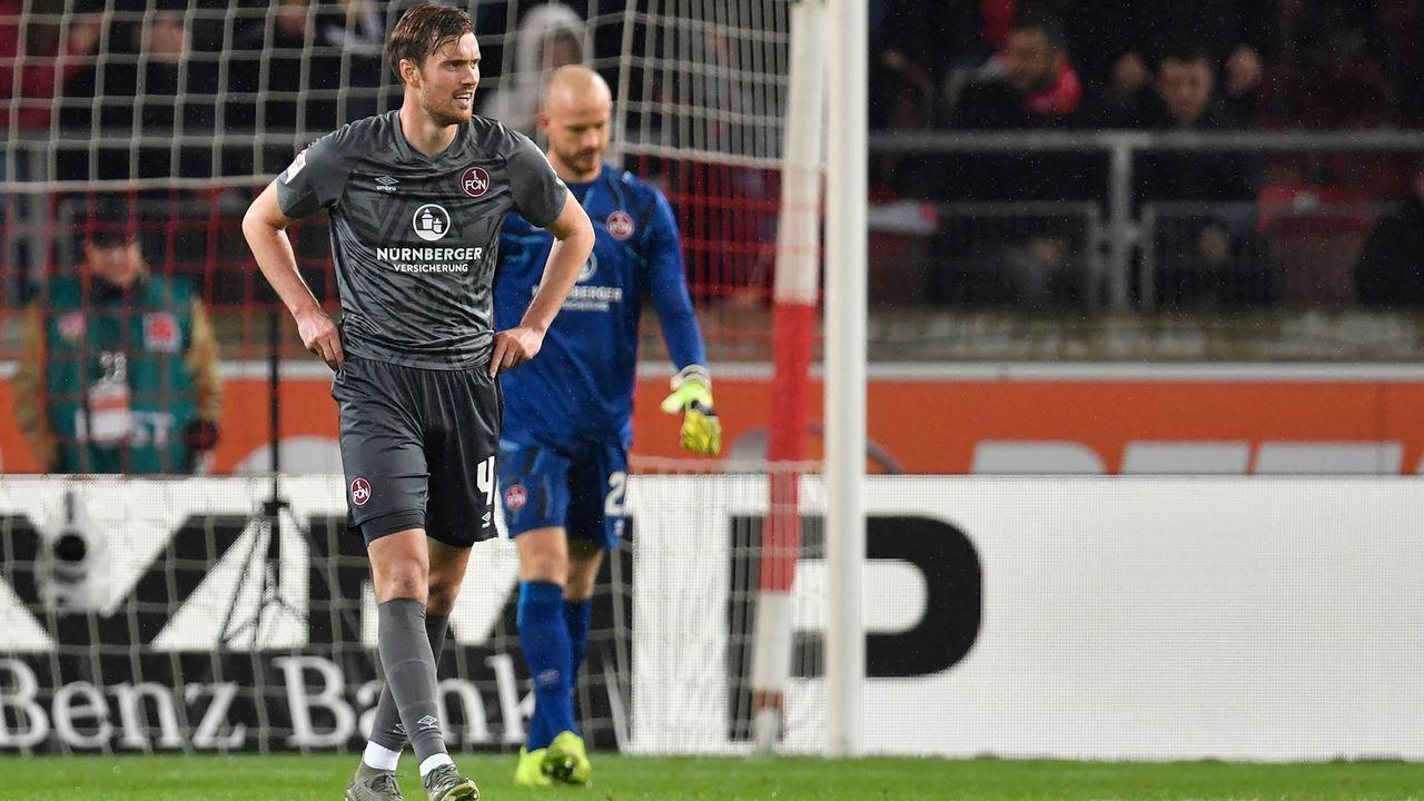 Verlierer: 1. FC Nürnberg - Bildquelle: imago images/Zink