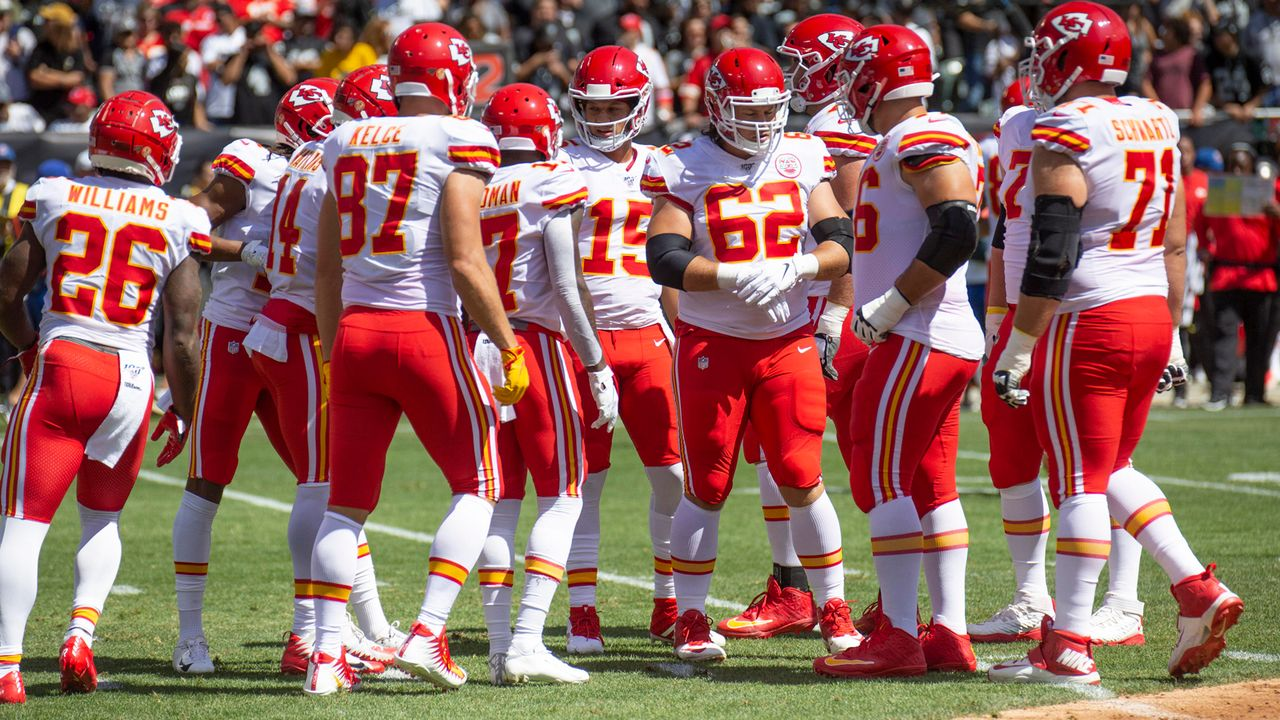 Passing Offense: Kansas City Chiefs  - Bildquelle: imago images / ZUMA Press