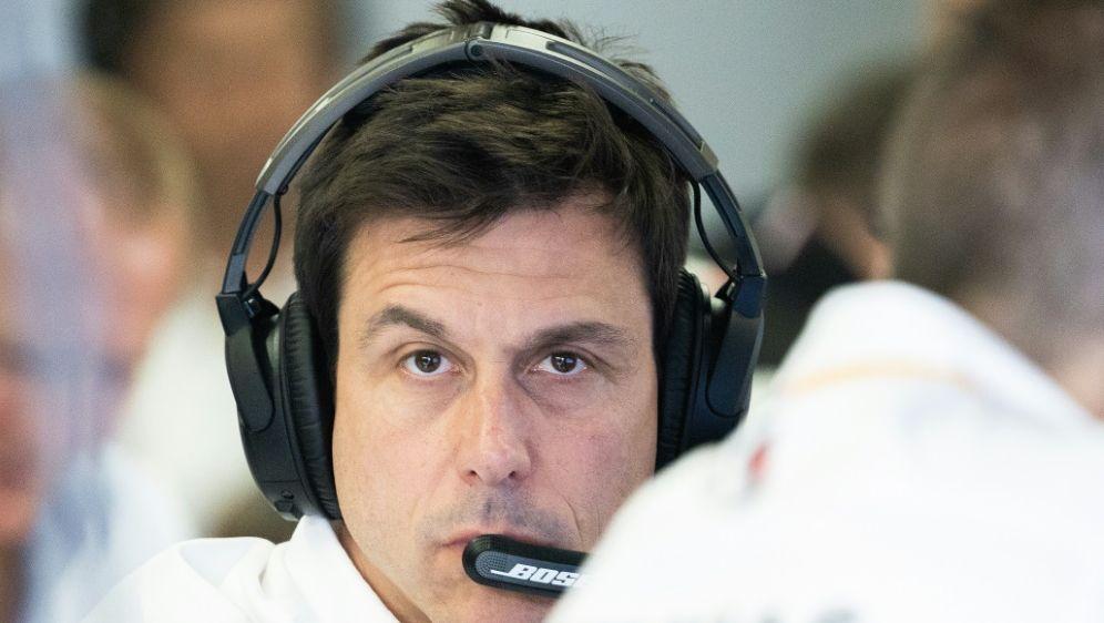 Mercedes-Teamchef Toto Wolff - Bildquelle: APAAFPSIDGEORG HOCHMUTH