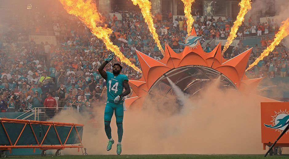Miami Dolphins: Jarvis Landry - Bildquelle: 2017 Getty Images