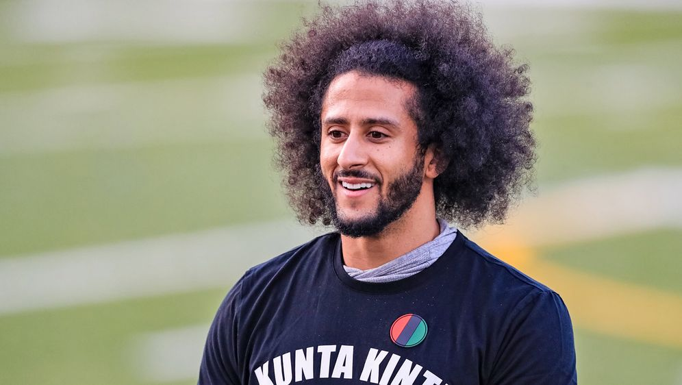 Will zurück in die NFL: Colin Kaepernick. - Bildquelle: getty
