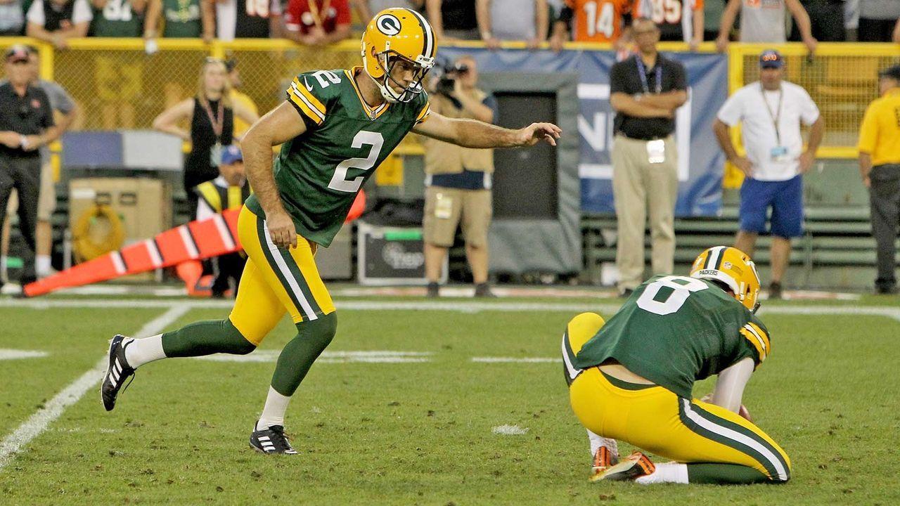 Kicker/Punter - Bildquelle: Getty Images