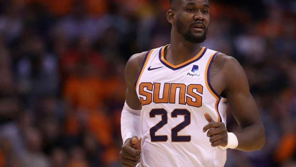 Toptalent Ayton in der NBA für 25 Spiele gesperrt - Bildquelle: GETTY IMAGES NORTH AMERICAGETTY IMAGES NORTH AMERICASIDChristian Petersen