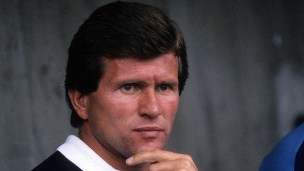 1978 bis 1987 Borussia Mönchengladbach - Bildquelle: imago sportfotodienst