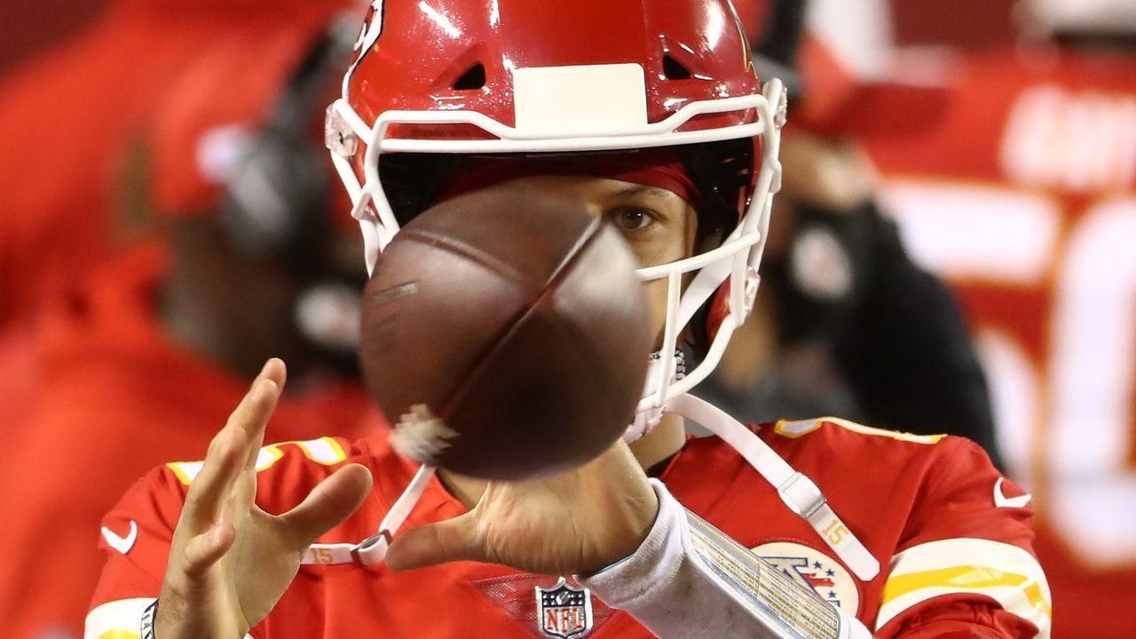 Kansas City Chiefs - Bildquelle: 2020 Getty Images