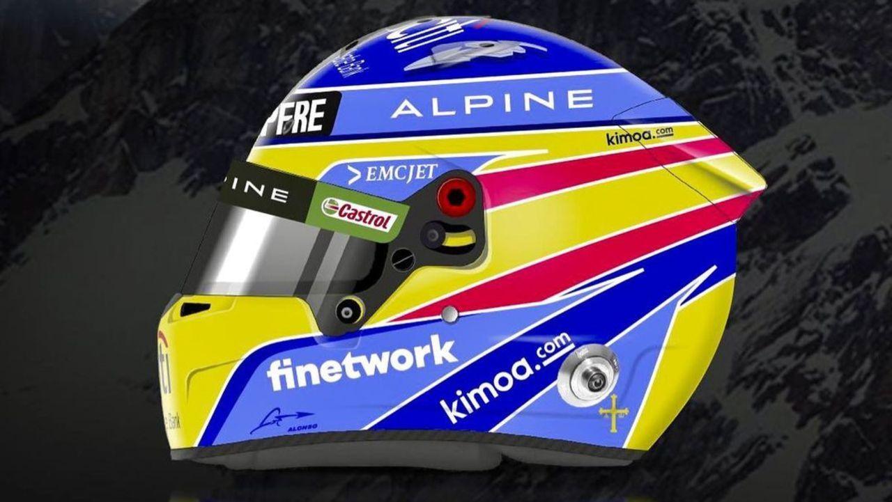 Fernando Alonso (Alpine) - Bildquelle: Alpine F1