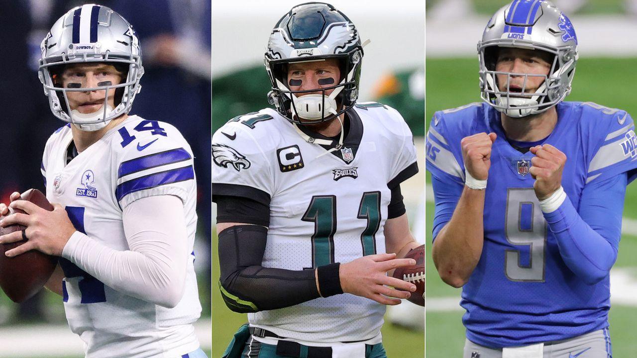 NFL-Teams mit neuem Quarterback - Bildquelle: Getty Images