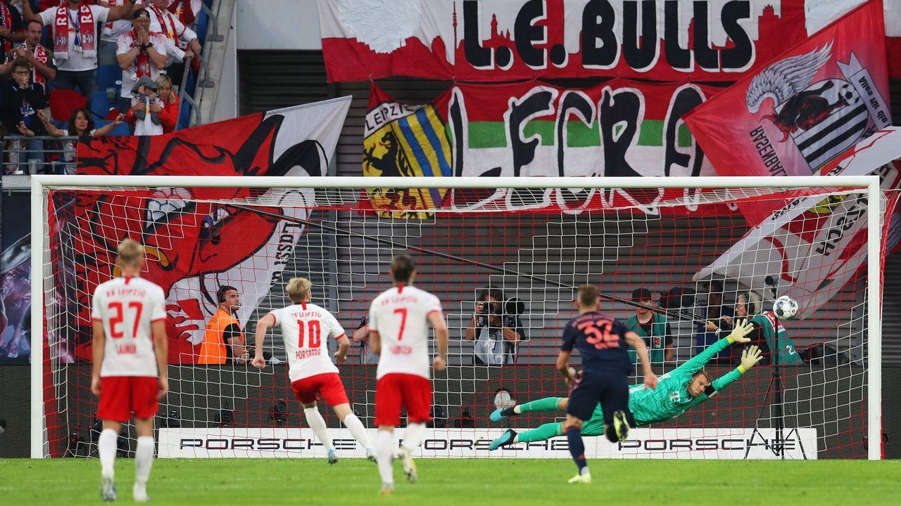 1. These: RB Leipzig rockt bis ins Viertelfinale - Bildquelle: getty