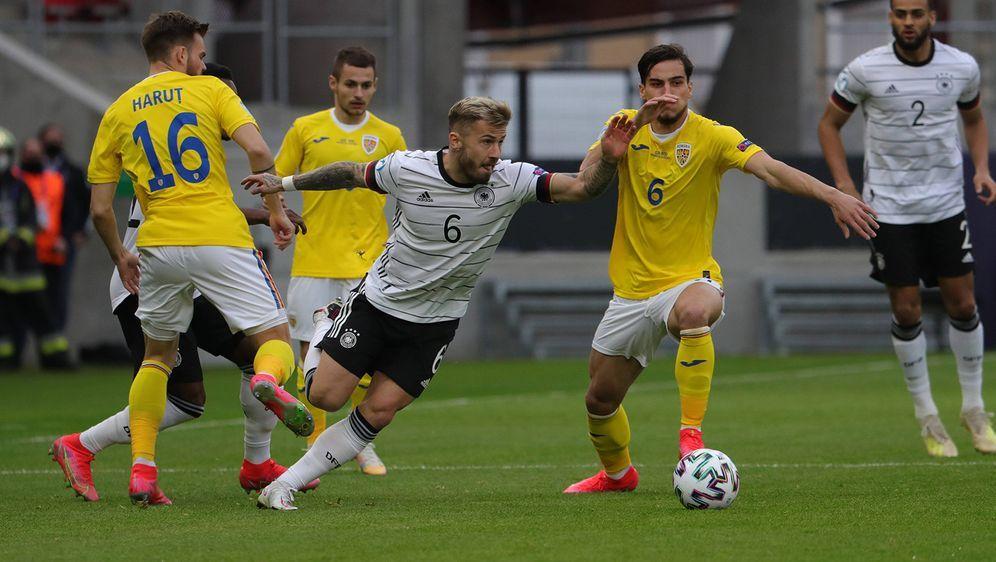 Die deutsche U21-Nationalmannschaft hat die Finalrunde der Europameisterscha... - Bildquelle: Imago Images