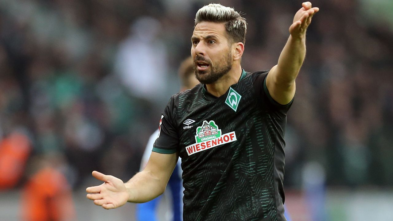 Claudio Pizarro - Bildquelle: 2020 Getty Images