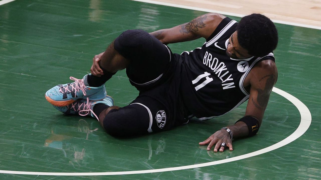 Kyrie Irving (Brooklyn Nets) - Bildquelle: 2021 Getty Images