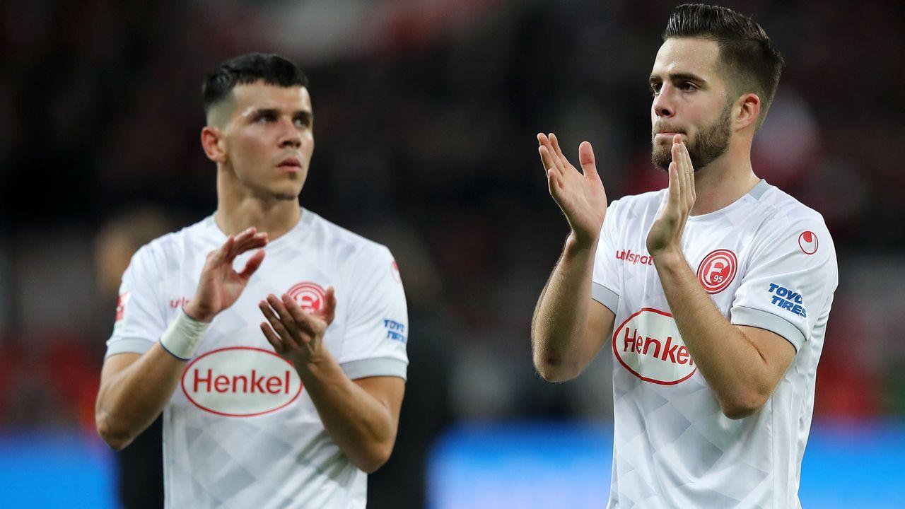 1. Platz: Fortuna Düsseldorf - Bildquelle: 2019 Getty Images