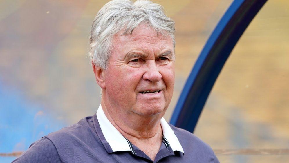 Hiddink ist nicht mehr Trainer von Chinas Olympiateam - Bildquelle: AFPSIDKAMARUL AKHIR