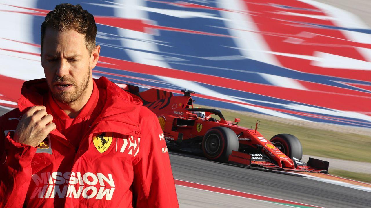 Verlierer: Sebastian Vettel - Bildquelle: imago images/LaPresse