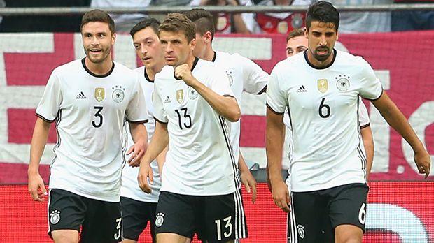 Deutschland Ungarn Einzelkritik