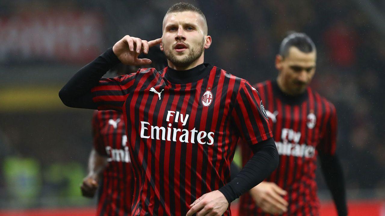 6. AC Mailand - Bildquelle: 2020 Getty Images