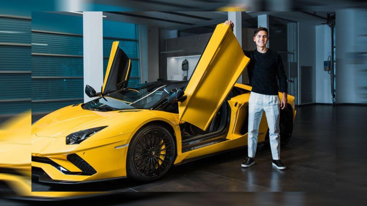 Dybala belohnt sich mit neuem Lambo für 100. Juve-Tor - Bildquelle: Lamborghini.com