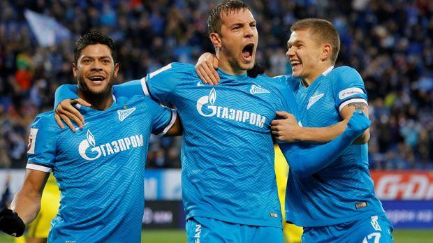 Zenit St. Petersburg - Bildquelle: 2015 Epsilon