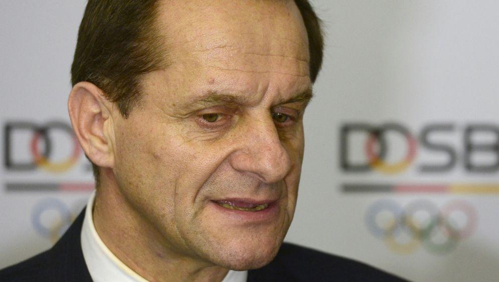 DOSB-Präsident Alfons Hörmann - Bildquelle: AFPSIDJOHN MACDOUGALL