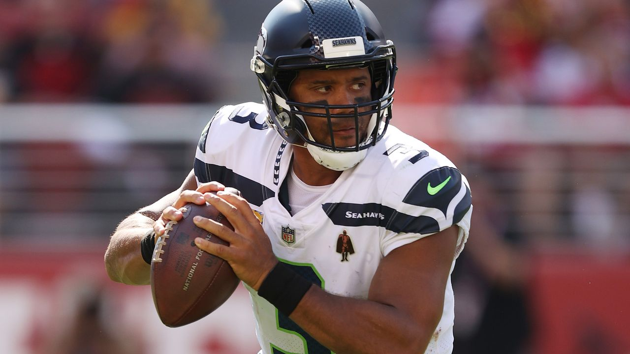 4. Spieltag - Russell Wilson (Seattle Seahawks) - Bildquelle: 2021 Getty Images
