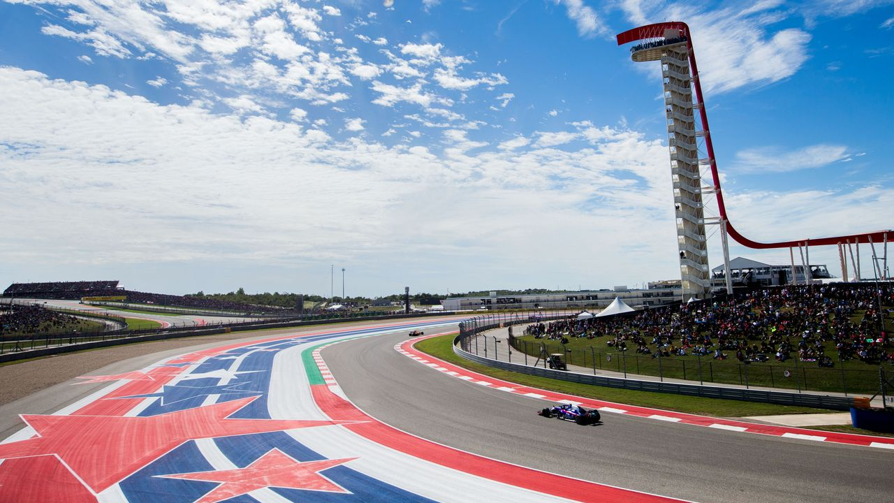 Circuit of The Americas Austin, USA   - Bildquelle: 2018 Getty Images