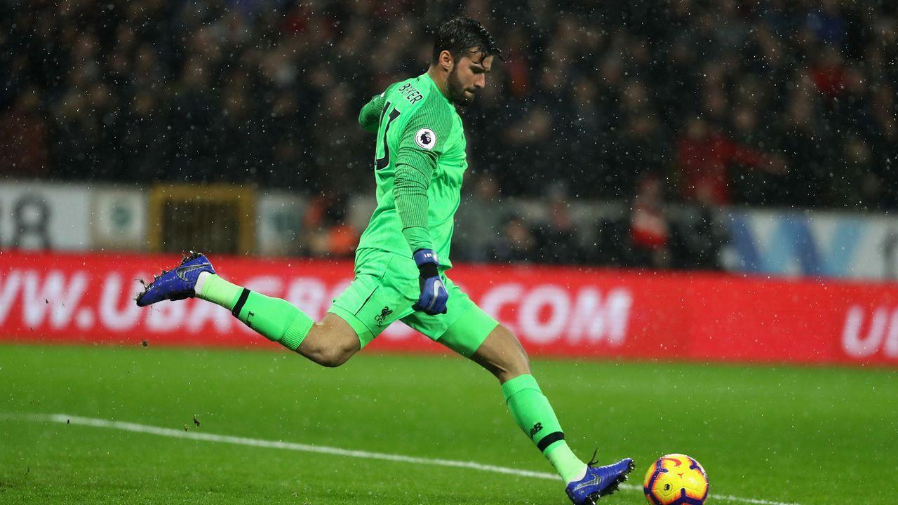 8. Platz: FC Liverpool 2018/19 - Bildquelle: 2018 Getty Images