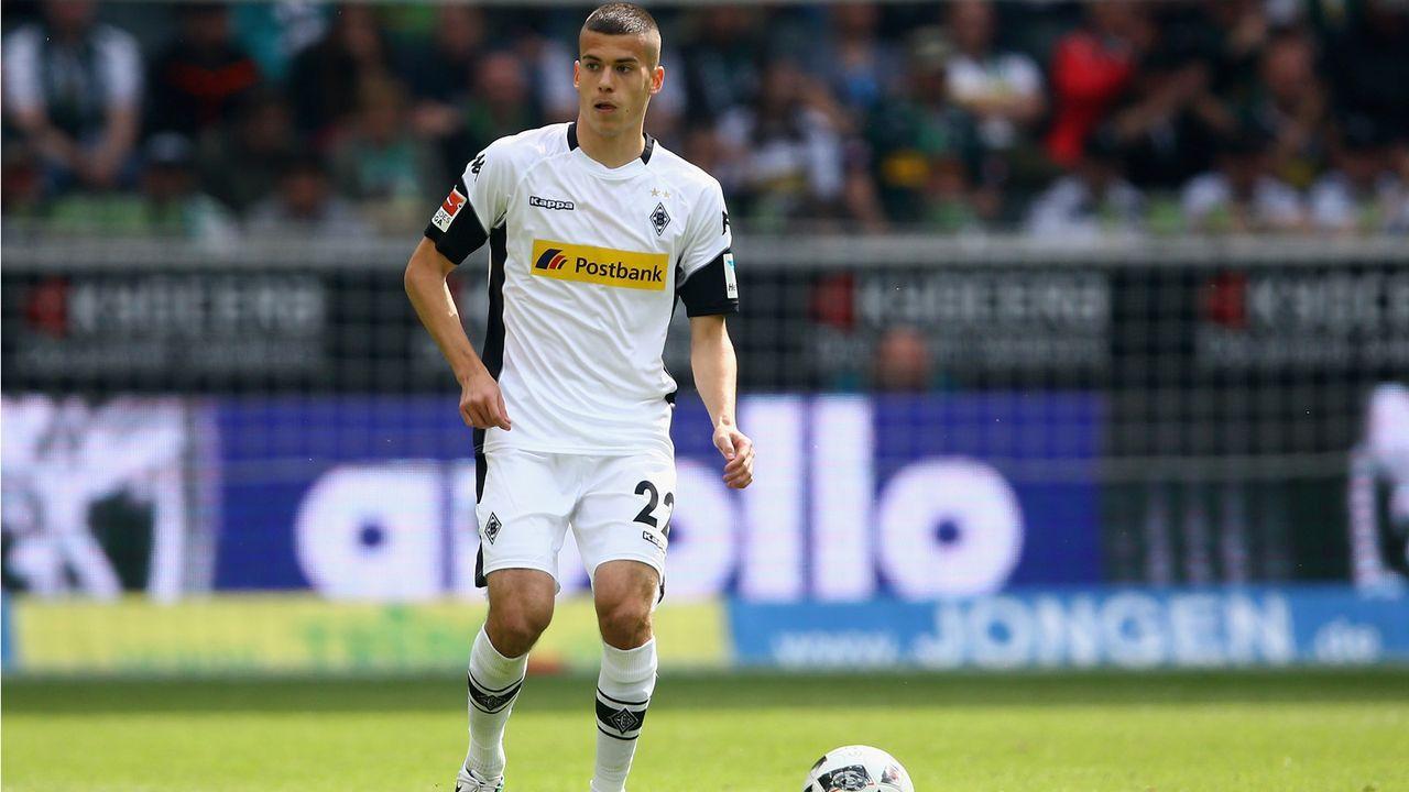 Laszlo Benes (Borussia Mönchengladbach)  - Bildquelle: 2017 Getty Images