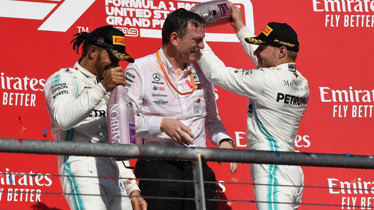 Gewinner: Mercedes GP - Bildquelle: imago images/Thomas Melzer
