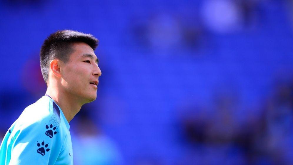Wu Lei wurde positiv getestet - Bildquelle: AFPSID