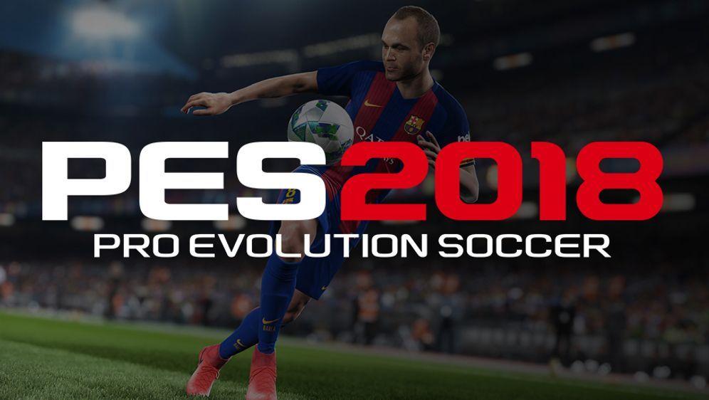 Konami will mit der neuen Fußball-Simulation PES 2018 die Lücke zum großen R... - Bildquelle: Konami