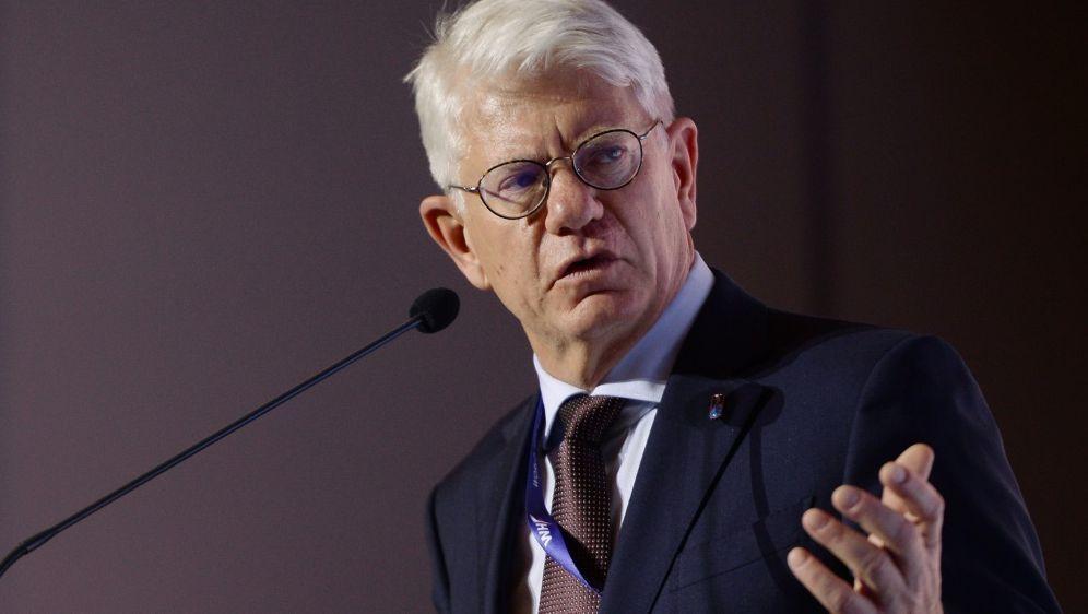 Franz Reindl, Präsident des Deutschen Eishockey-Bundes - Bildquelle: AFPSIDAlexey Filippov