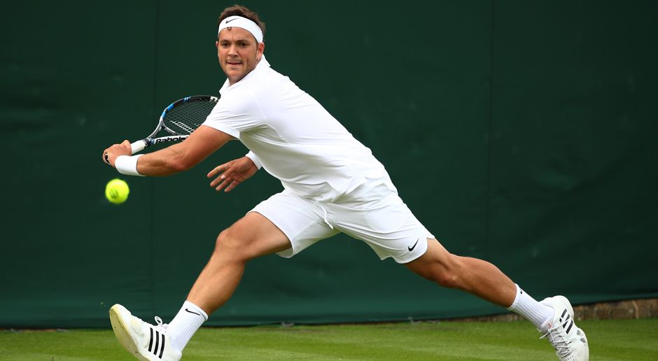 Marcus Willis - Bildquelle: 2016 Getty Images