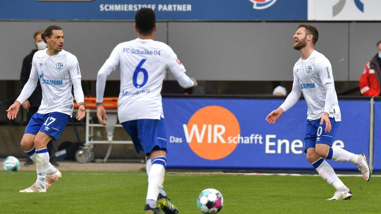Schalke 04 (Deutschland/ Bundesliga) - Bildquelle: imago images/Jan Huebner
