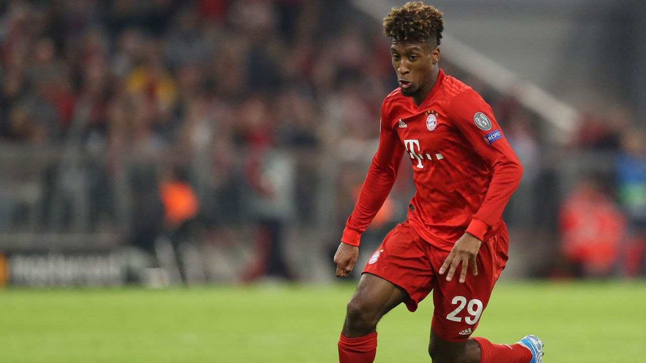 Kingsley Coman bricht Bundesligarekord - Bildquelle: 2019 Getty Images