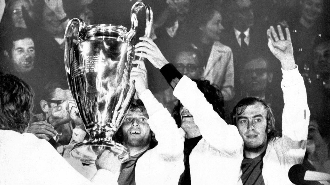 Ajax Amsterdam (1971/72) - Bildquelle: Imago Images
