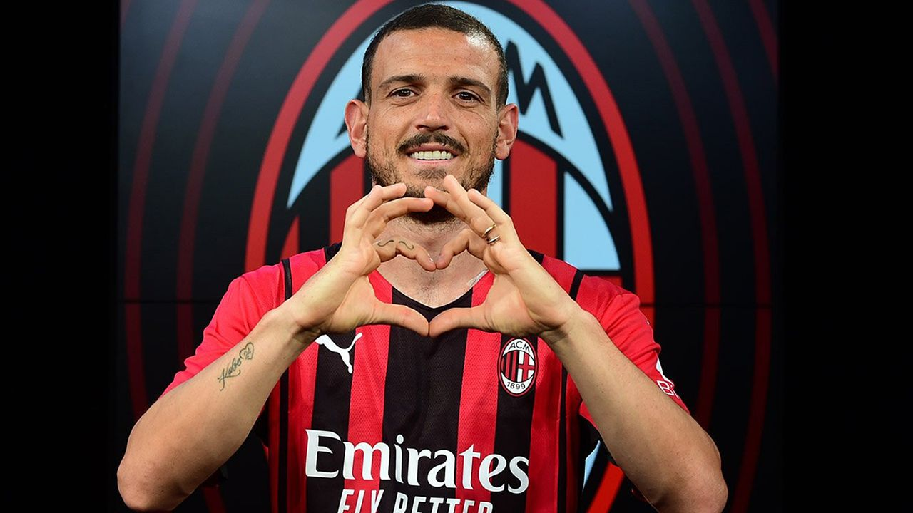 Alessandro Florenzi (AC Mailand) - Bildquelle: twitter@acmilan