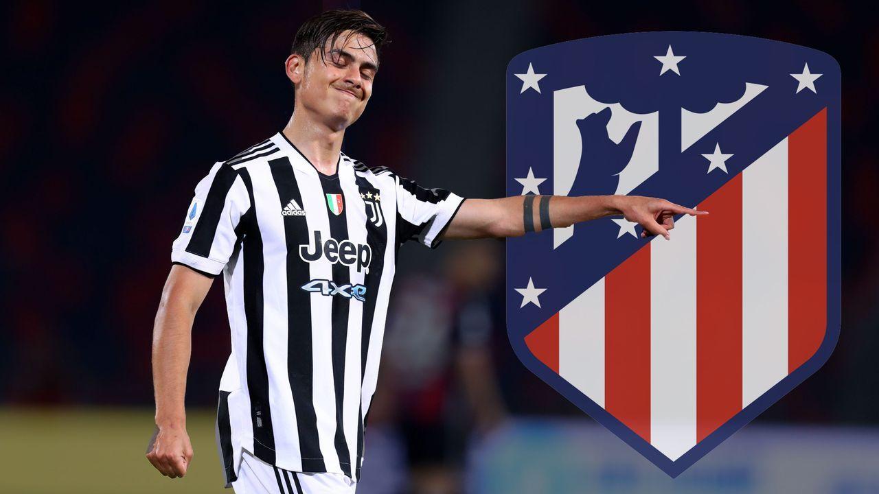 Paulo Dybala (Juventus Turin) - Bildquelle: imago images/Marco Canoniero