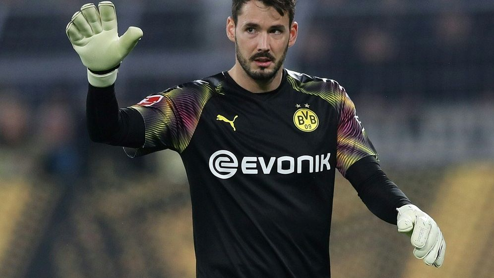 BVB-Keeper Roman Bürki ist einsatzbereit - Bildquelle: FIROFIROSID