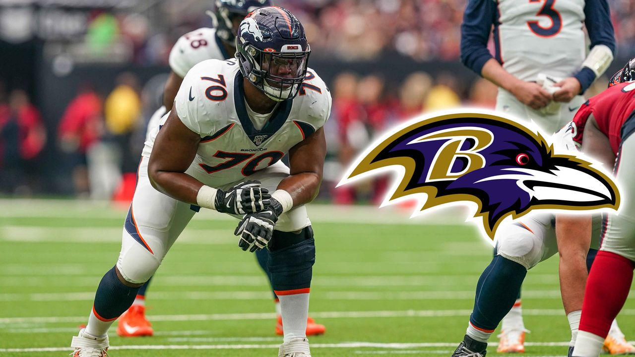 Ja'Wuan James (Baltimore Ravens) - Bildquelle: Imago Images