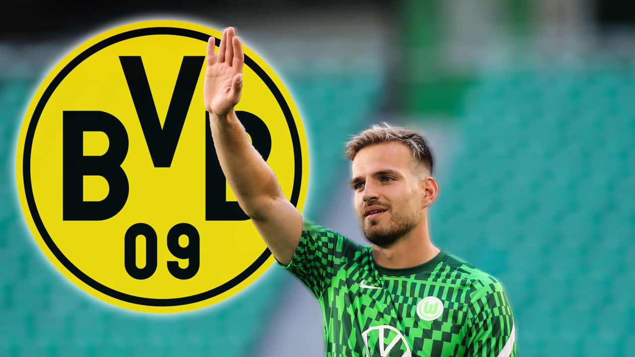 Marin Pongracic (Borussia Dortmund) - Bildquelle: imago images/Christian Schroedter